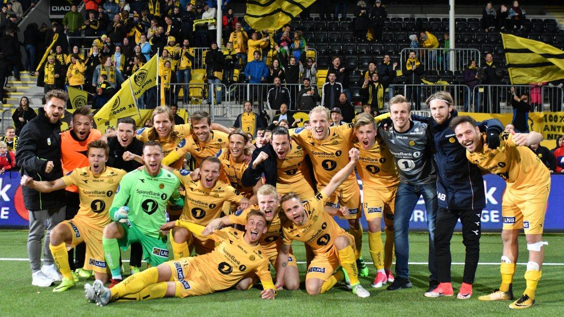 Rekordlaget Bodø/Glimt