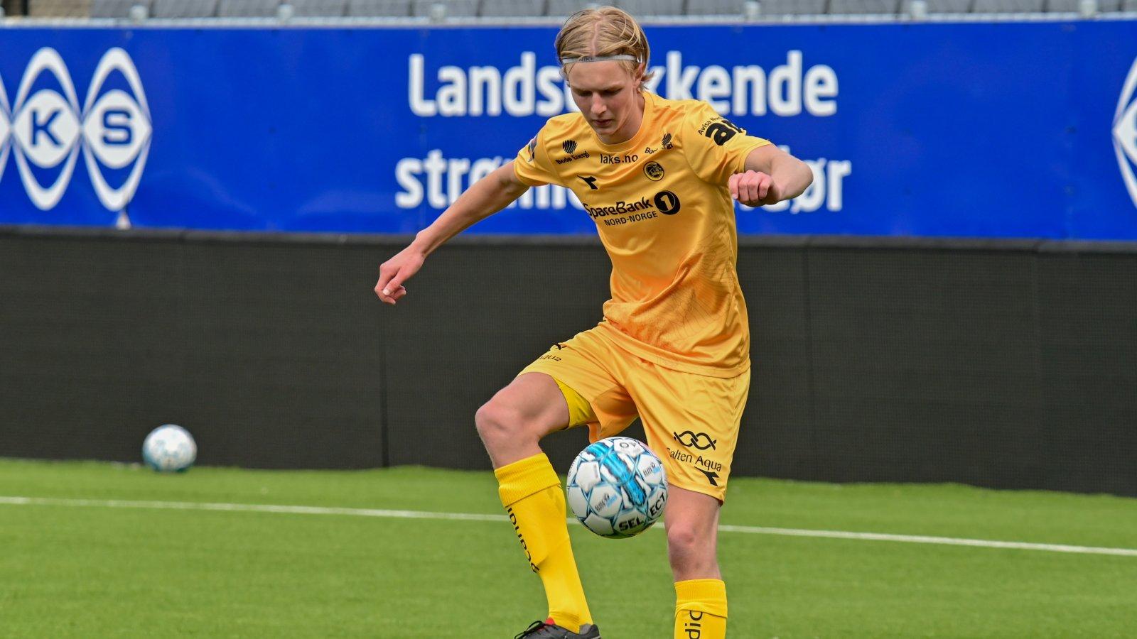 Nicolai Wårholm Moholt.
