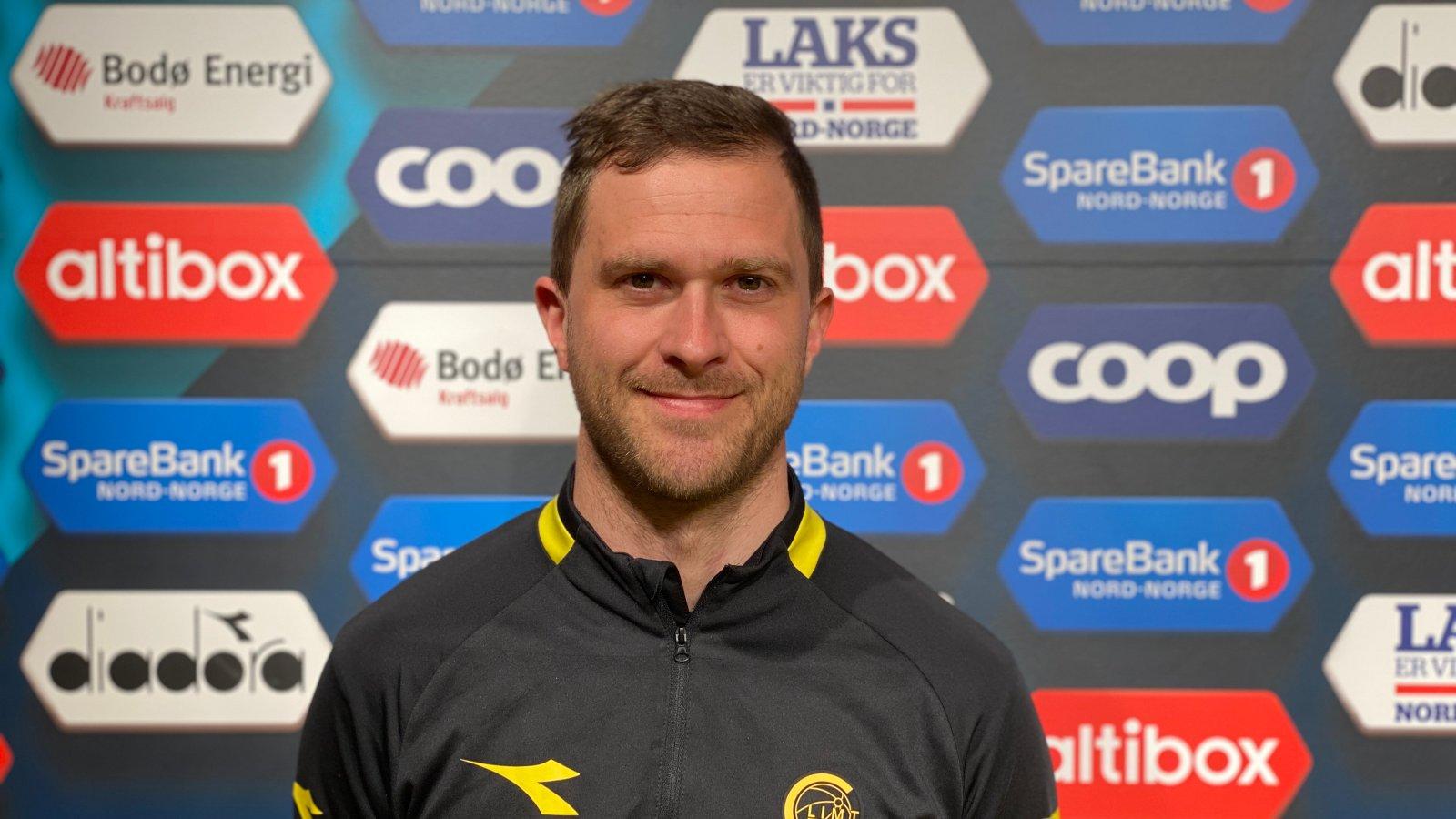 Olav Øverli.