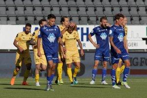 Bodø/Glimt mot Hødd 13. juni. 4. runde cupen.