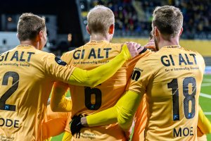 Glimt GIR ALT i kampen mot Rosenborg.