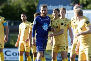 Bodø/Glimt møtte Hødd i 4. runde i cupen.
