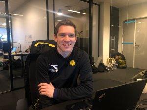 Thomas Jacobsen tilbake i Glimt.