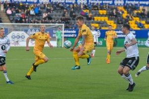 Patrick Berg mot Rosenborg.