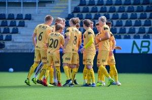 Bodø/Glimt2. Norsk Tipping-ligaen. Tredje divisjon. 2019.