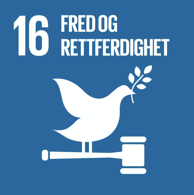 FNs bærekraftsmål nummer 9.