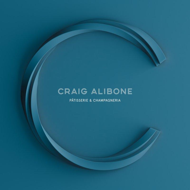 Craig Alibones nye navn og logo. Det nye stedet skal etter planen åpne rundt 14. august.