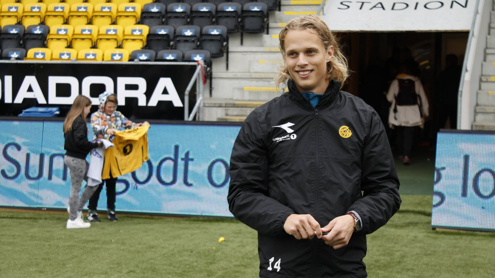 56ddfe331 En fantastisk dag! / Bodø/Glimt