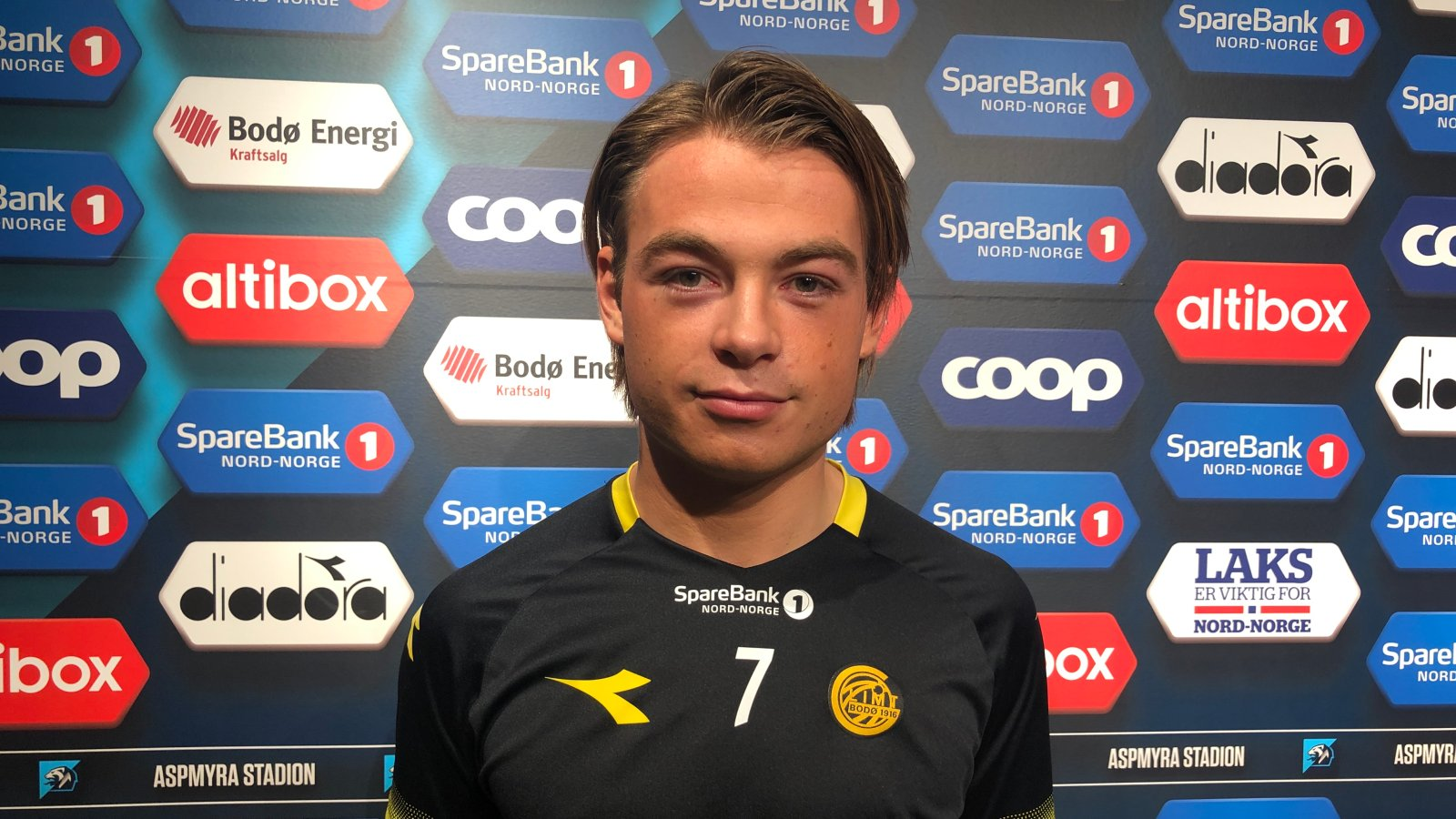 Patrick Berg forlenger kontrakten med Bodø/Glimt.