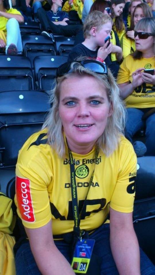 Cecilie Andersen har vært frivillig i 18 år.