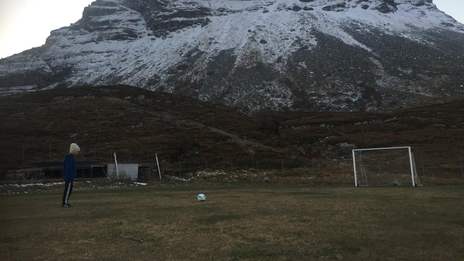 Nova Sea og Bodø/Glimt inspirerer Lovund.