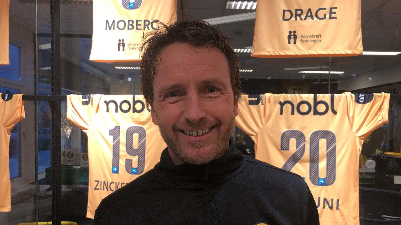 Stig Johansen har signert fire nye år med klubben som trenerutvikler.
