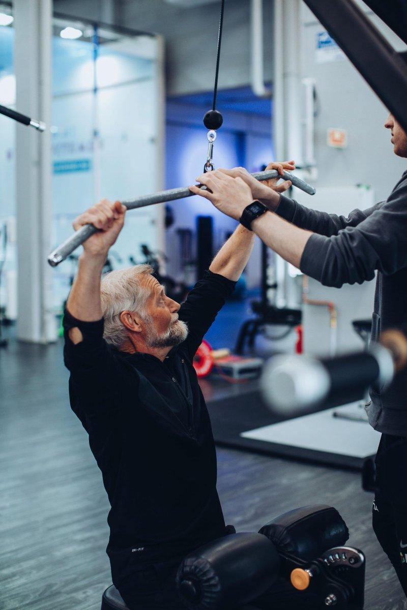 Gjør trening til en livsstil.